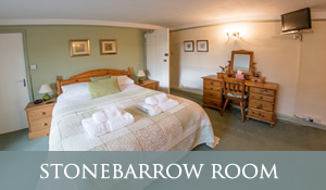 B&B in Chideock - Stsonebarrow Room