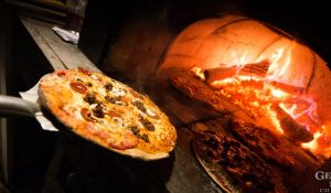 Pizza Night at The George Inn Chideock.
