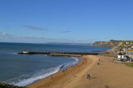 A favourite walk from West Bay to Burton Bradstock